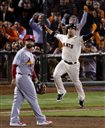 NLCS Cardinals Giants Baseball