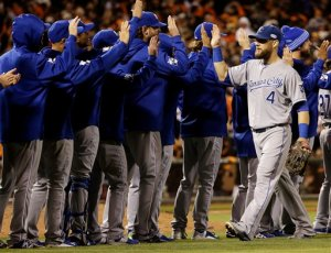 World Series Royals Giants Baseball