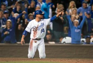 World Series Giants Royals Baseball